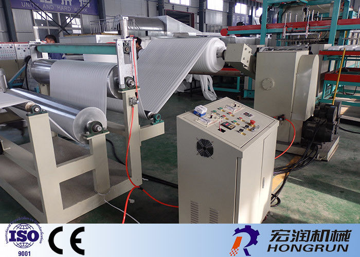 Plastic Pearl Cotton EPE Foam Sheet Extrusion Line Easy